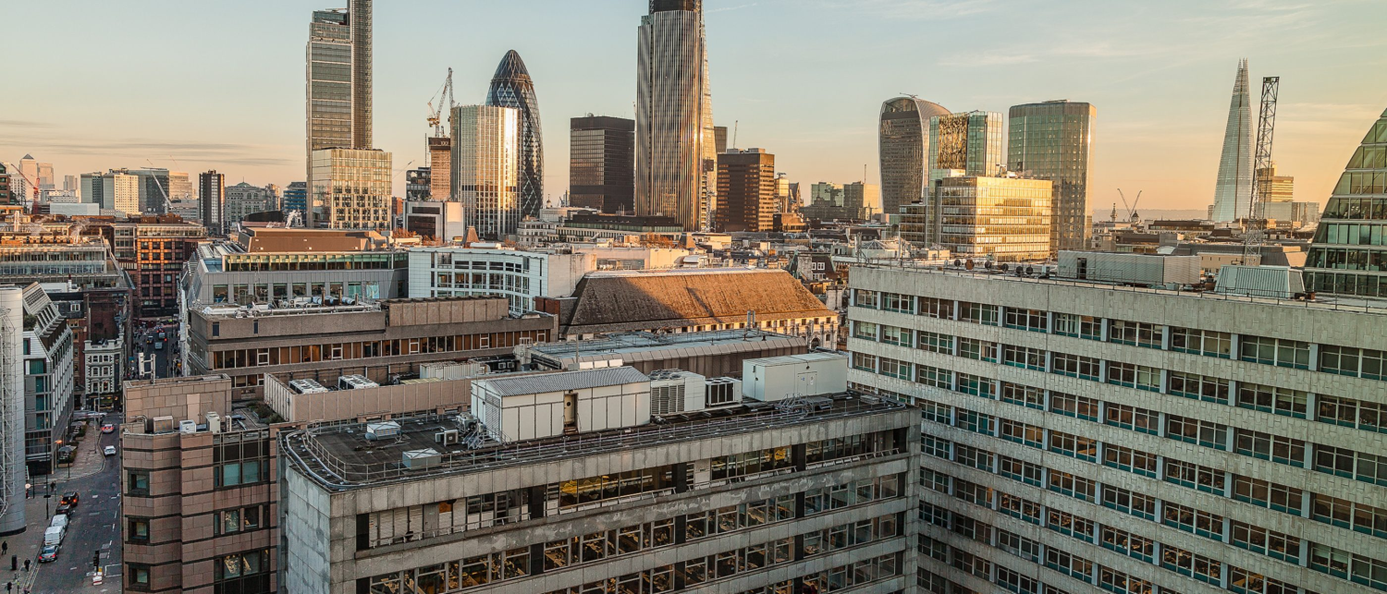 London Workspace Skyline