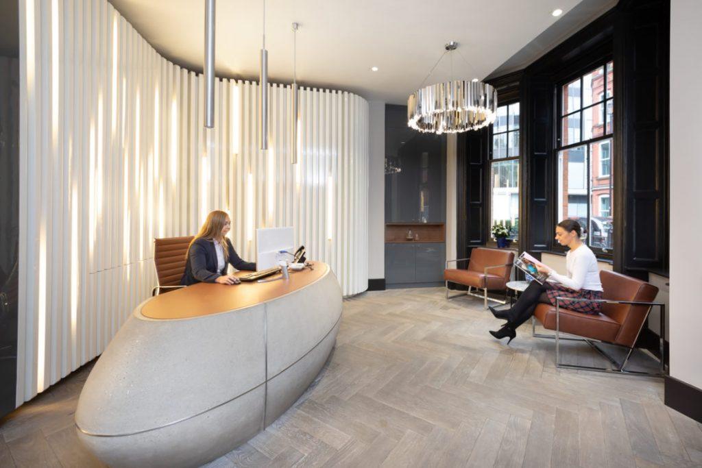 Landmark Reception - Smart