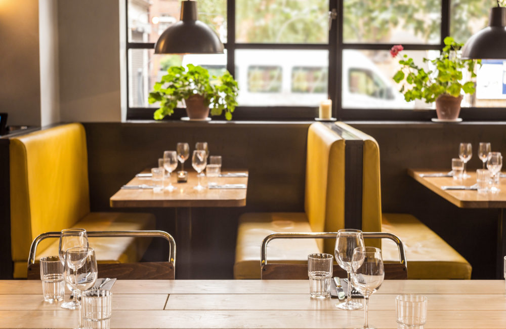 Palatino Shoreditch Restaurant