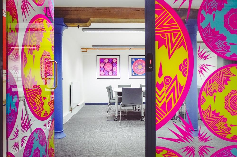 Hoults Yard Meeting Room